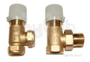 Altecnic Sealed System Equipment -  Altecnic By-pass Valve Ca-519002 Glw