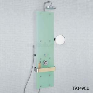 Ideal Standard Showers -  Ideal Standard N1121 Totem Shelf And Soap Dish Ss