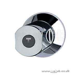 Armitage Shanks Commercial Sanitaryware -  Armitage Shanks Ideal A3996 Ascari Stop Valve Chrome