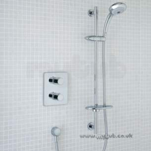 Ideal Standard Showers -  Ideal Standard Trevi Rivage Lp Shower Inc B/i Kit 3fhs Ch