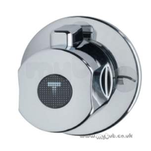 Ideal Standard Showers -  Ideal Standard Trevi A4860 Flow Control Valve Cp
