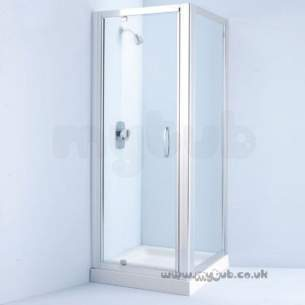 Ideal Standard Jado Showering -  Ideal Standard Joy L8262 750mm Pivot Door Si/cl