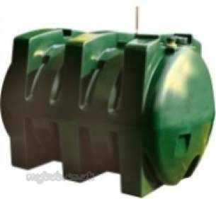 Titan Plastic Oil Storage Tanks -  Titan H1300tt Talking Plastic Oil Tank