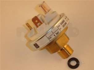 Potterton Boiler Spares -  Potterton 8910026 Water Pressure Switch Kit