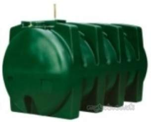 Titan Plastic Oil Storage Tanks -  Titan H1800 Plastic Oil Storage Tank