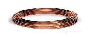 Copper Coils -  Yorkshire Copper Tube M1010 Na Minibore 10 Metre Small Bore Copper Tube Coil 10x0.7mm