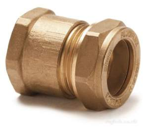 Plumb Center Compression Fittings -  Cb 22mm X 3/4 Inch F I Compression Coupling