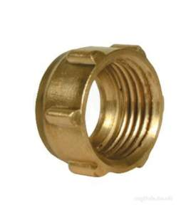Ibp Conex Compression Fittings -  Ibp Conex Conex 63 15mm Capnut E-1020063