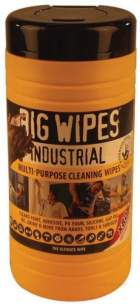 Cleaning Brushes and Asbestos Pads -  Big Industrial Multi Task Hand Wipes
