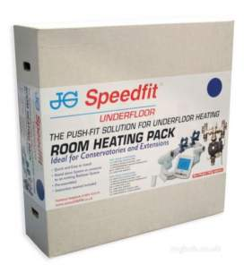 John Guest Underfloor Heating Range -  John Guest Speedfit Underfloor Heating Room Pack For 30 M Sq.