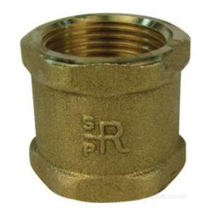 Brass Bushes Sockets and Plugs -  Midbras 3/4 Inch Brass Socket 03 480/5