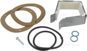 Ariston Boiler Spares -  Mts 60081727 Complete Gaskets Kit
