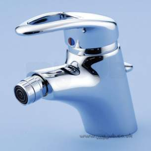 Ideal Standard Brassware -  Ideal Standard Idyll Two A2795aa 1th Single Lvr Bidet Mixer