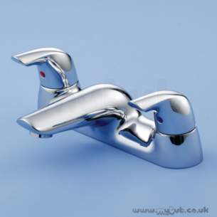 Ideal Standard Brassware -  Ideal Standard Ceraplan New B7891 D/c R/mntd Bath Fil