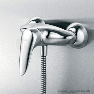 Ideal Standard Brassware -  Ideal Standard Ceramix Alto A5023 Wall Mounted Shower Cp