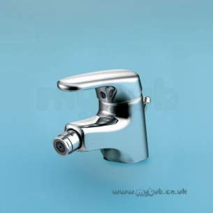 Armitage Shanks Domestic Brassware -  Armitage Shanks Sandringham B4448 Bidet S/lever Mono And Puw Cp