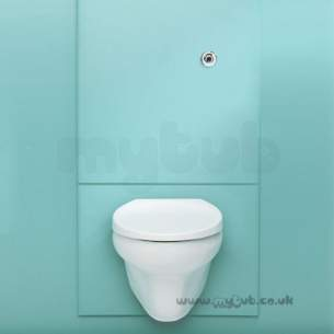 Armitage Shanks Commercial Brassware -  Armitage Shanks Sensorflow S8146 Solo Urinal Flush Kit Cp