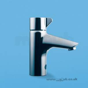 Armitage Shanks Commercial Sanitaryware -  Armitage Shanks Contour 21 Basin El Mixer Fxd Spt Plus Mns Box