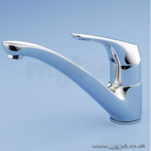 Ideal Standard Jado Brassware -  Ideal Standard Cerasprint Single Lvr Mixer Swivel Spout Cp