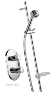 Ideal Standard Sottini Showers -  Ideal Standard Celano Sh/thrm Blt-in Chrome