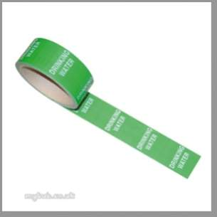 Regin Rega60 Drinking Water Id Tape 33m