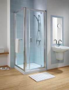 Twyford Outfit Total Install Showers -  Outfit Side Panel 760mm Of3400cp