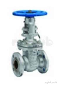Cast Steel Valves -  47xuf Ansi150 C/steel Gate Valve 80mm