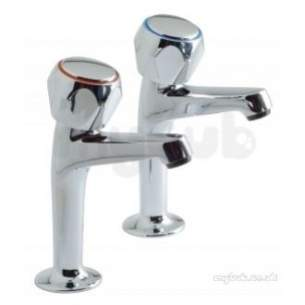 Vado Brassware -  Astra Kitchen Sink Tall Pillars With Ast-156/cd-c/p