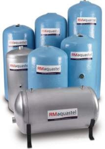 Rm Aqua Stel Stainless Steel Clyinders -  Rm Aquastel 900 X 450 Ind Vented Ss Cyl