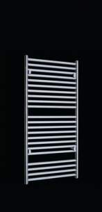 Design and Decorative Radiators -  Arula 1755 X 600 Straight Chrome