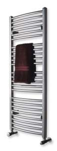 Myson Economist Towel Warmers -  Myson Ftgecos185c Chrome Avonmore Multi-rail Towel Warmer 185 Straight