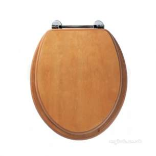 Roper Rhodes Toilet Seats -  Axis 8065a Toilet Seat Antique Pine Ch