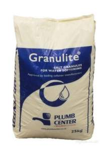 Waterside Water Softeners -  25kg Bag Granulite Salt Granules