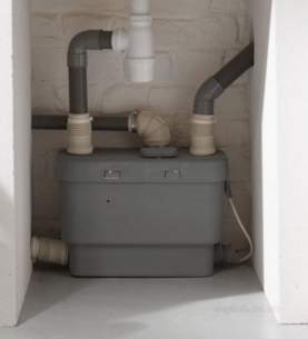Saniflo Sanitary Systems -  Sanispeed Commercial Pump System