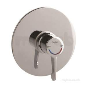 Twyfords Commercial Brassware -  Sola Thermostatic Shower Valve Conc Tmv3 Sf1151cp