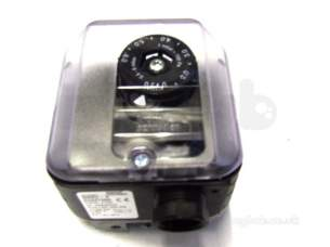 Kromschroder Uk Ltd -  Nu-way Krom Dg 6u-3 0.8-6.0mbar Auto Pressure Switch