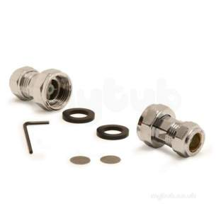Pegler Thermostatic Mixing Valves -  22mm Tmv2/3 Check Valve And Filter Kit