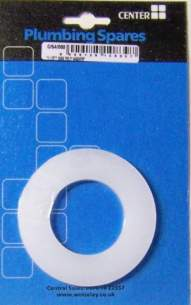 Own Brand Blister Packs -  Center Brand Udc/54/060 Na 38 Mm Poly Sink Washer Set Of 5