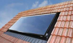 Alpha Solarsmart Heating Systems -  Alpha Solarsmart On Slate Fixing Kit
