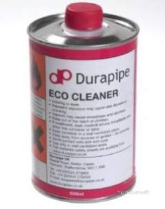 Durapipe Cement -  Durapipe Eco Cleaner 457395 500ml