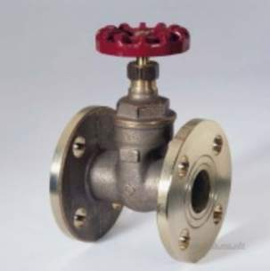 Crane General Valves -  Crane D161 Bstf Bronze Gate Valve 25