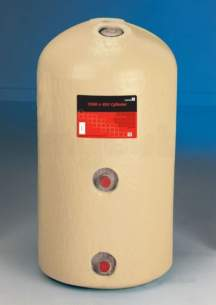 Center Vented Copper Cylinders -  Center 1050 X 450 Ind Foamed Cyl G3 L1b
