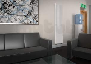 Caradon Vertex Radiators -  Stelrad Vertex 2000 X K2 X600mm 2220000600v2
