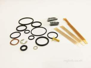 Mira Commercial and Domestic Spares -  Mira Rada 15 935.40 Washer Pack 1.935.40.2.0