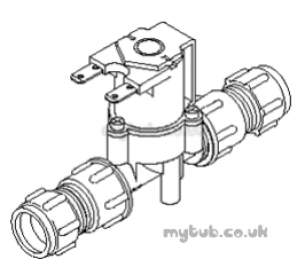 Rada And Meynell Commercial Showers -  Rada Pulse Sv1015 Univ Solenoid Valve