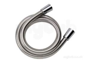 Mira Showers -  Mira Logic Hose Metal 1.75 M Chrome Plated