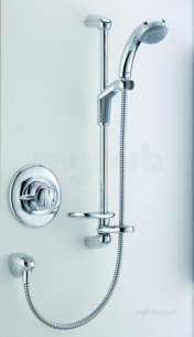 Mira Showers -  Mira Gem 88b Shower Valve Only Cp