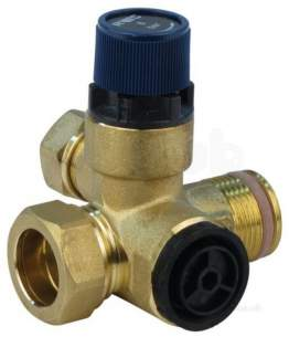 Heatrae Spares and Accessories -  Heatrae 95605828 Expansion Relief Valve