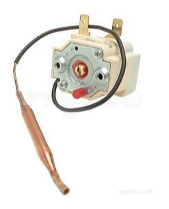 Heatrae Spares and Accessories -  Heatrae 95612598 Thermostat And Cutout