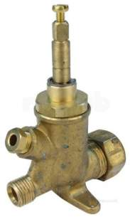 Heatrae Spares and Accessories -  Heatrae 95605410 On/off Flow Valve